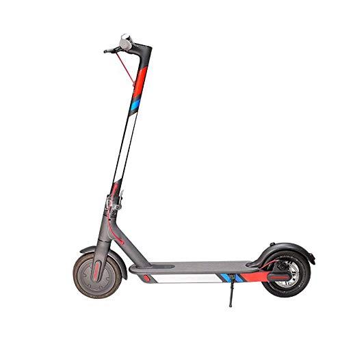 Aleaci/ón de Aluminio Scooter el/éctrico Pata de Cabra para el estacionamiento de Xiaomi Ninebot 9 Equilibrio del Coche del Soporte del Accesorios