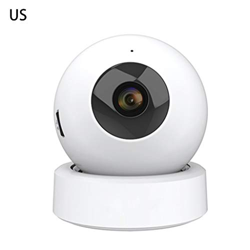 Huy 1080P WiFi-Kamera 2MP (1920TVL) Indoor Pan/Tilt Security Drahtlose IP-Kamera