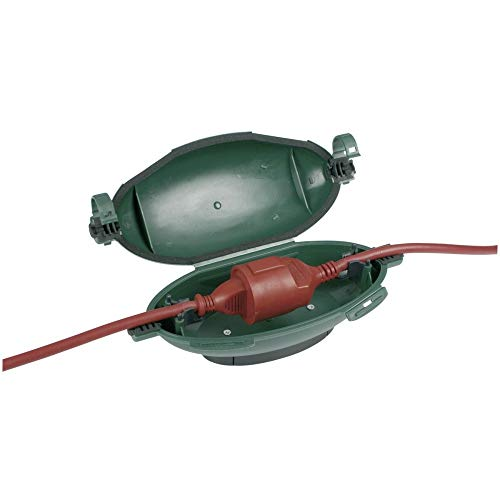 REV Ritter 0502174555 Safe-Box extragross für Verlängerungen, grün
