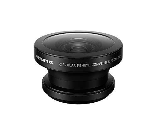 Olympus FCON-T02 Aggiuntivo Ottico Fish Eye per Fotocamera TG-1/TG-2/TG-3/TG-4/TG-5/TG-6