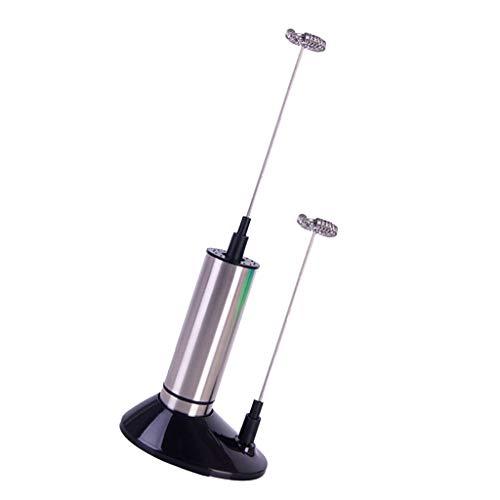 LOVIVER Handheld melkopschuimer elektrische garde voor melk in 15-20 seconden – type 2