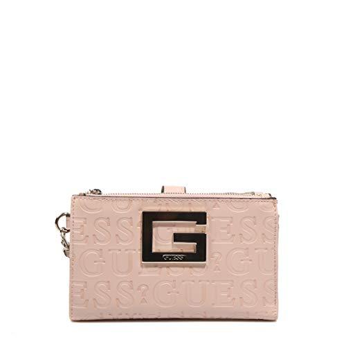 Guess Brightside dames portemonnee roze
