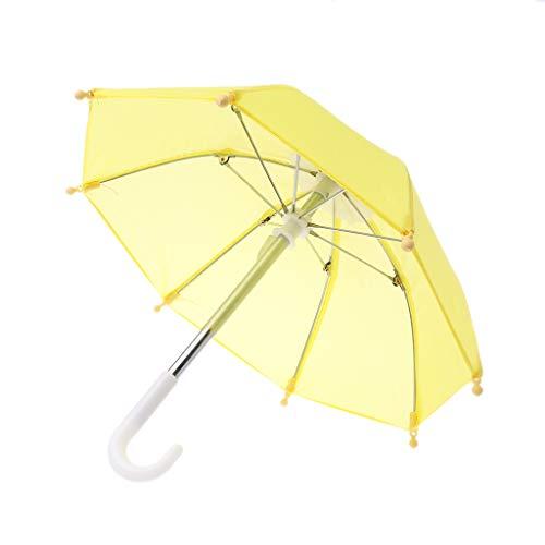 """Bunter Mini-Regenschirm für """"American Doll""""-Puppe von Blythe, 45,7 cm, Puppenzubehör, Baby-Fotografie-Requisiten, Kinder-Spielzeug 8"""