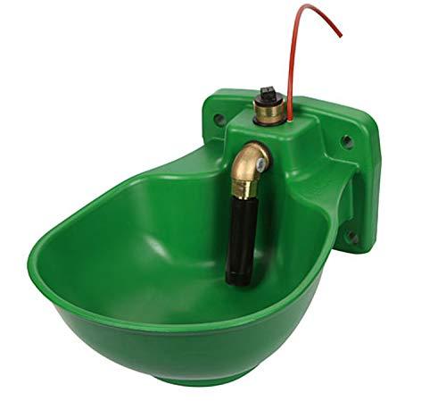 Abreuvoir antigel en plastique avec câble chauffant pour chevaux et bétail HP20 230 V 73W