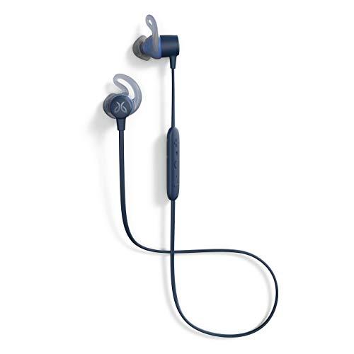 Jaybird Tarah Bluetooth Wireless Sport Headphones for Gym Training, Workouts, Fitness and Running Performance: Sweatproof and Waterproof – Solstice Blue/Glacier (Renewed)
