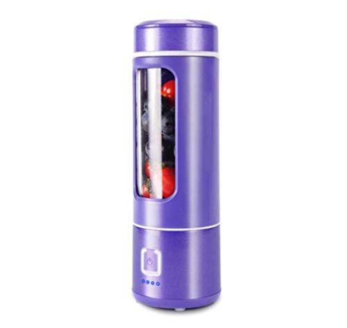 ZWWZ Máquinas de expresión, Juicer de hogar Pequeño Estudiante Taza de Jugo Portátil Mini Carga Cup HAIKE