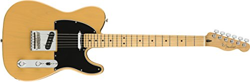 Fender エレキギター Player Telecaster®, Maple Fingerboard, Butterscotch Blonde