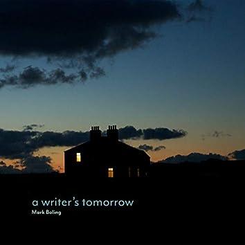 A Writer's Tomorrow