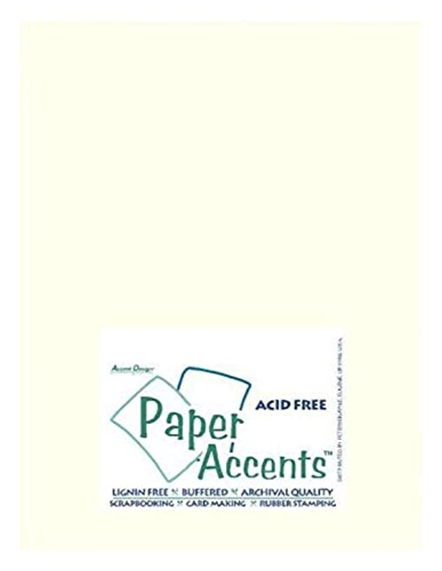 Accent Design Paper Accents ADPaperPearlized8.5x11Pearl Paper Pearlized 8.5x11 80# Pearl