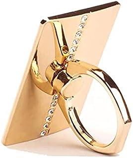 Swarovski Ring Phone Holders & Stands - Luxury Diamond Bracket Ring Buckle Universal Mobile Phone Holder Diamond Swarovski...