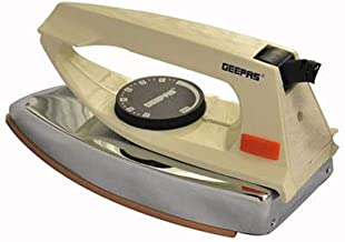Geepas Dry Iron 1200 Watts,Multi Color - Gdi7729