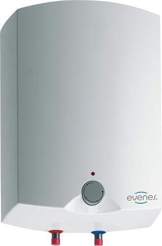 EVENES Warmwasserspeicher Boiler Druckfest 10 Liter Übertisch/Unterisch 230V 2 kW Auswahl 9307702