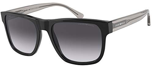 Emporio Armani EA4163-58758G-56 - Herren Sonnenbrille - Black