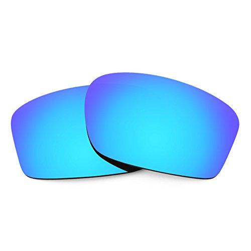 Revant Ersatzgläser für Oakley Chainlink, Polarisiert, Eisblau MirrorShield