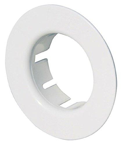 Universalrosette rund 62-74mm für Mauerdurchbruch für Kältemittelleitung