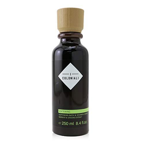 Gel Crema de Baño Y Ducha, Limpiador de textura voluptuosa, enriquecido con extracto de bambú y ginseng