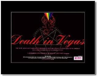 Music Ad World Death in Vegas - Scorpio Rising Mini Poster - 21x13.5cm