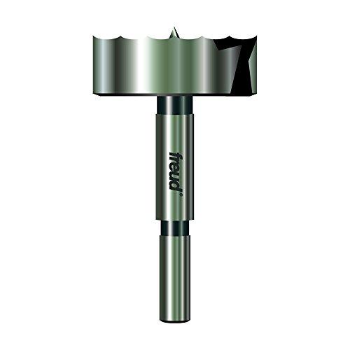 Freud Precision Shear Serrated Edge Forstner Drill Bit 1-7/8-Inch by 3/8-Inch Shank (PB-014)