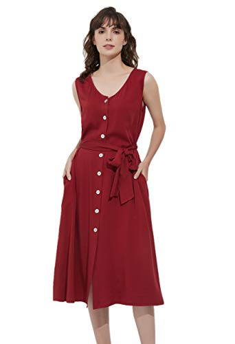 Basic Model Casual Summer Dresses for Women $12.80 (60% Off with code)