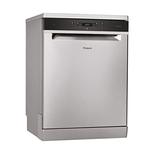 Lave vaisselle 60 cm Whirlpool WFC3C22PX - Lave vaisselle Inox - Classe énergétique A++ /...