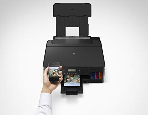 Canon PIXMA G5020 Wireless MegaTank Single Function SuperTank Printer | Mobile & Auto 2-Sided Printing Photo #5