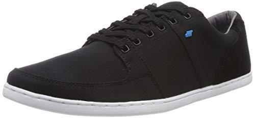 Boxfresh Herren Spencer Sneaker, Schwarz (Black Blk), 42 EU