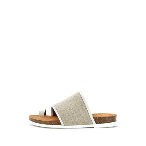 Unisa Flip-Flops, Beige, - beige - Größe: 38 EU