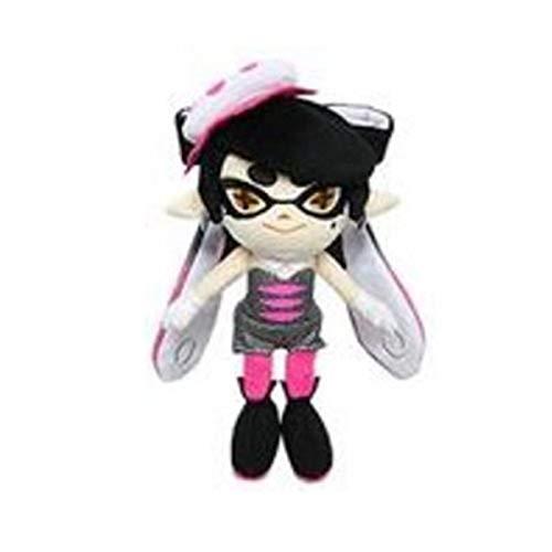 Little Buddy USA 1469 Splatoon Callie Pink Squid Sister Plush, 10'