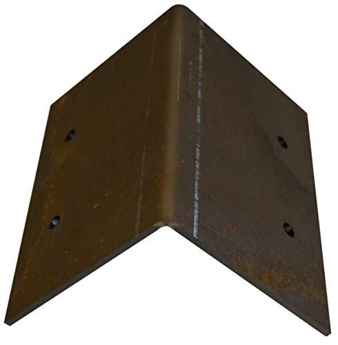 Metalltechnik Dermbach GmbH Rasenkanten Corten Eckprofil 15 cm hoch - 1 Stück