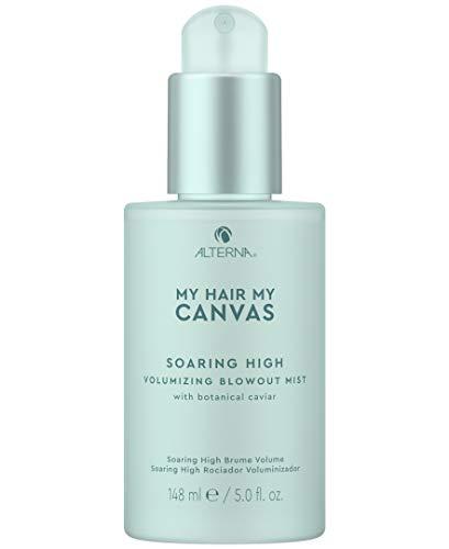 Alterna My Hair My Canvas Soaring High Volumizing Blowout Mist, 5 Fl Oz | Vegan, Volumizing | Provides Humidity and Heat Protection | Sulfate Free