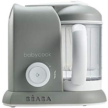 Babymoov Nutribaby+ A001117 - Procesador de alimentos para bebés ...