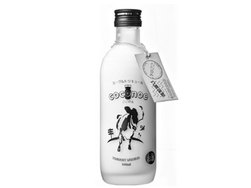 八鹿酒造『ヨーグルトリキュール coconoe(ここのえ)』