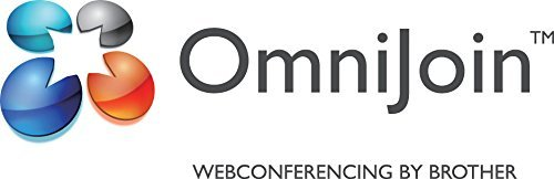 Brother OmniJoin Estándar - Servicio de videoconferencia Web, 720p HD, 1 GB