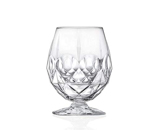 CRISTALICA Cognacglas Brandy Schwenker Alkemist 530 ml Glas transparent