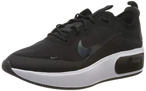 Nike Damen W Air Max Dia Laufschuh, Black/Black-White-White, 39 EU