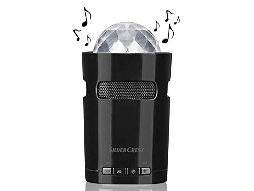 SILVERCREST Bluetooth Mini luidspreker draagbare box muziekbox