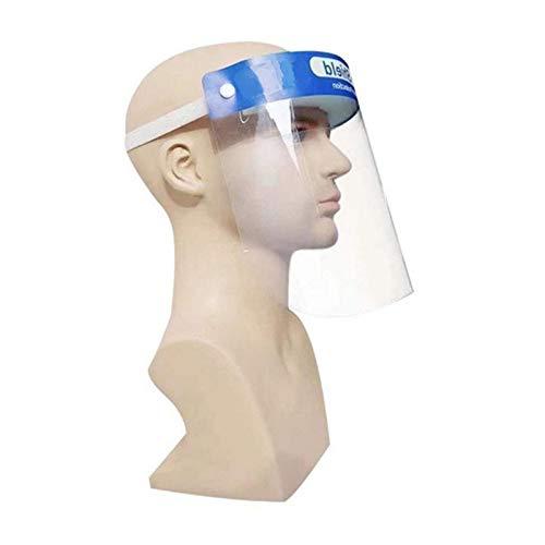 AAABBB Masque Facial Transparent Anti-buée Et Anti-éclaboussures pour Animaux De Compagnie