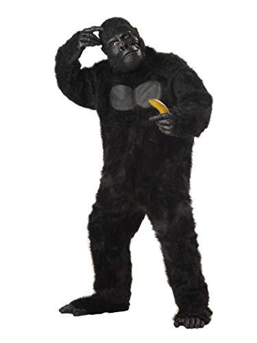 California Costume - CS929647 - Costume gorille taille unique