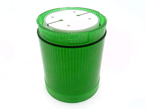 CUTLER HAMMER E26B3V2 24VAC DC Diffus STACKLIGHT Green Lens Large-scale sale W Super sale period limited