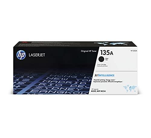 HP 135A Black Original Laserjet Toner Cartridge (W1350A)