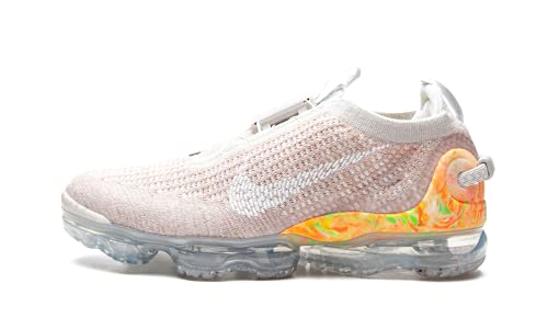 Nike Air Vapormax 2020 FK, Scarpe da Corsa Uomo, lt Bone/White-Grey Fog-Sail-Platinum Tint-Lemon Drop, 40 EU