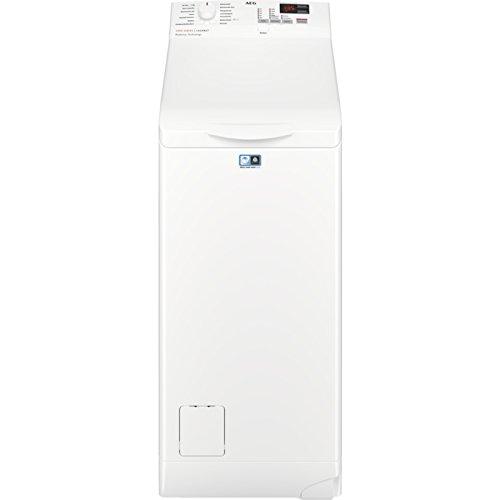 AEG l6tb41269autonome Ladekabel Premium 6kg 1200tr/min A + + + Waschmaschine–Waschmaschinen (Ladekabel, autonome Premium, Knöpfe, drehbar, oben, LCD)