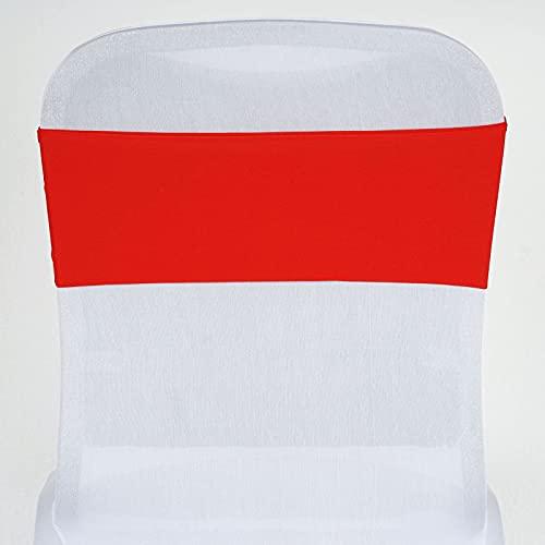 WECDS Tischdecken,20 Rot 5' x 12' New Spandex Fliege Hochzeitszeremonie Empfang Dekoration Großhandel (Color : Gold)