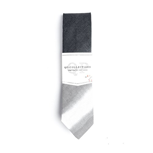 Gray Ombre Necktie