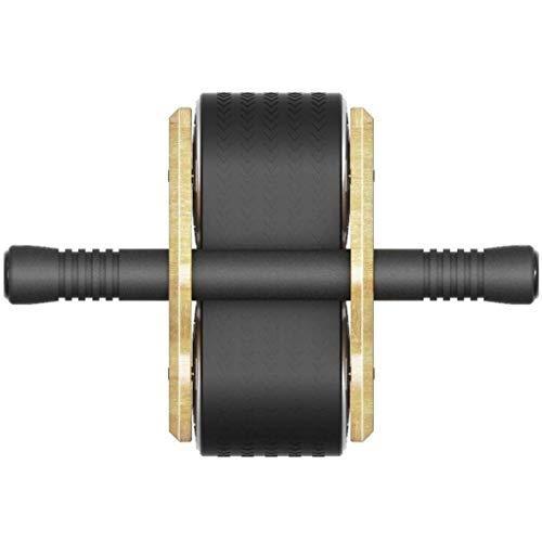 YDHWT Bauchmuskeln Wheel - Fitness Artifact Männer Startseite Sportausrüstung Abnehmen Rad