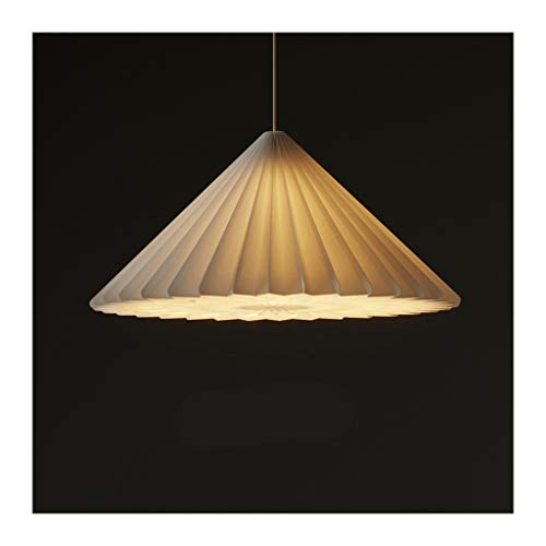 WFL-Lichtdekoration Kronleuchter, LED warmes Gelb und Weiß Drei Farbe Schalen Kreative Dekoration [Energieklasse A++] (Color : C)