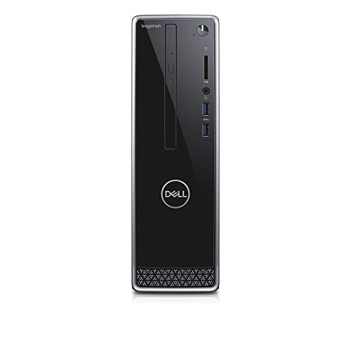 Dell Inspiron Desktop, Intel Core i3-8100, Intel UHD 630, 1TB HDD Storage, 8GB RAM, i3470-3903BLK-PUS