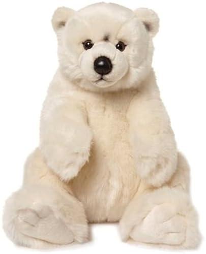 están haciendo actividades de descuento WWF 15187008 - Peluche de Oso Polar Polar Polar (32 cm)  ordene ahora los precios más bajos