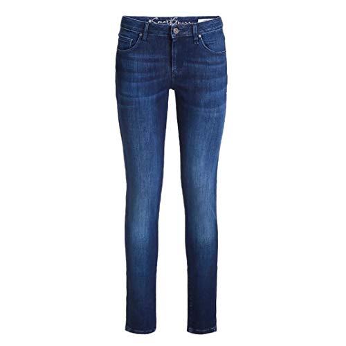Guess Jeans Donna 5 Tasche Skinny Denim Blu W0YA59D42J1-HSTA L