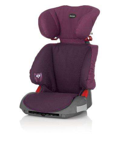 Britax Römer Autositz Adventure, Gruppe 2-3 (15 - 36kg), Kollektion 2015, Dark Grape